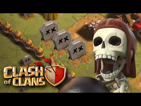 They're All Dead!! || Clash of Clans - Ep 5 HD