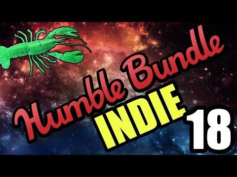 Twitch - HUMBLE INDIE BUNDLE 18