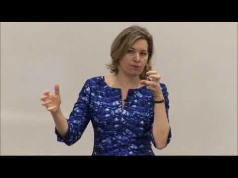 Small Move, Big Change – Caroline Arnold at Microsoft Headquarters