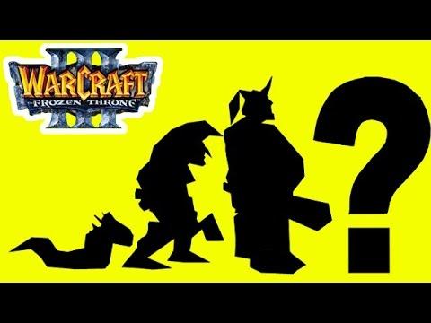 Эволюция видов + рандом в Warcraft 3