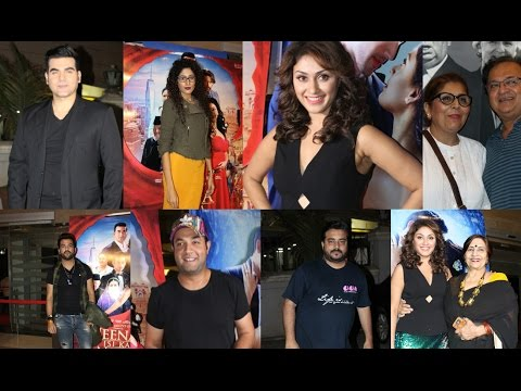 Star-Studded Premiere Of Film Jeena Isi Ka Naam Hai