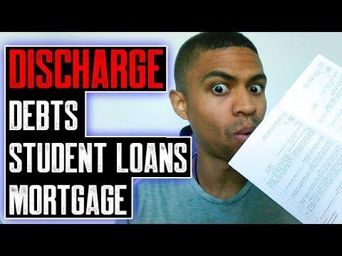 DISCHARGE DEBTS STUDENT LOANS MORTGAGE || SECRET NCTUE || FREE CREDIT REPAIR