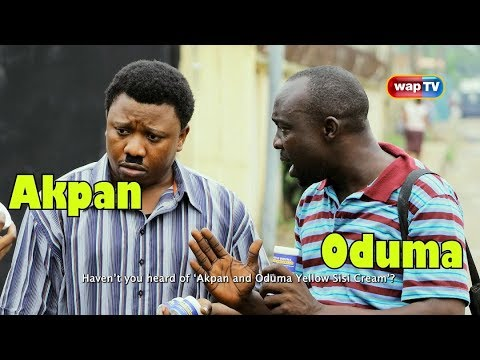 Watch Out for Brand New Episodes of Akpan and Oduma Comedy