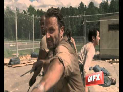 The Walking Dead S3 Launch Spot