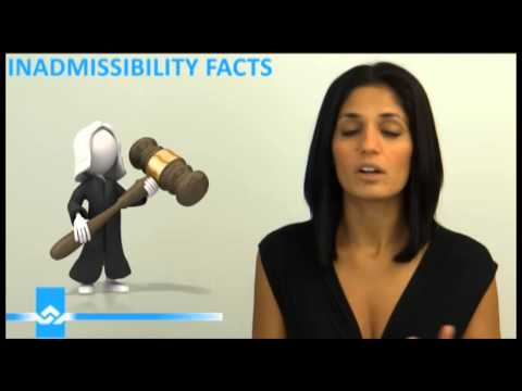 Inadmissibility Facts to Canada Video