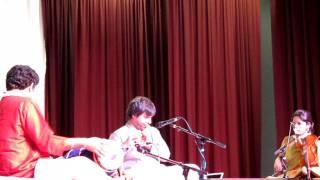 Maestro Shashank Performs Rag Dhenuka - Teliya Leru Rama