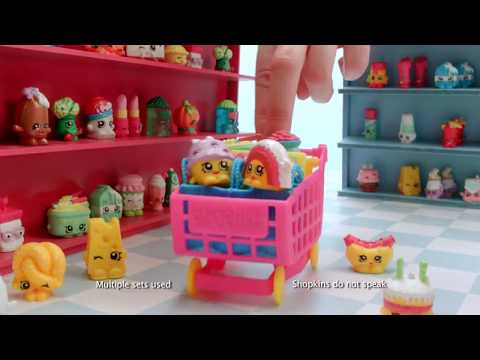 Amoryn W looks fab in this Shopkins commercial!!!
