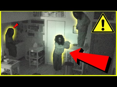 Caution: This is SOOOO SCARY! I would  move!