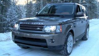 2010 Range Rover Sport Off-road Review