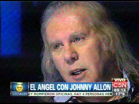 C5N - EL ANGEL DE LA MEDIANOCHE CON JOHNNY ALLON (PARTE 1)