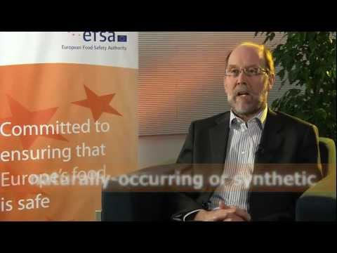 Interview on endocrine active substances with Anthony Hardy, Chair of EFSA's Scientific Committee