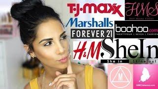 Favorite Fashion Online Stores | Nathalie Munoz