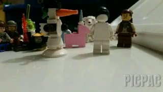 the stop motion show/LEGO winter vacation part 2 #picpac #stopmotion #lego