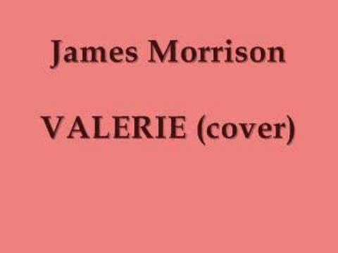 James Morrison - Valerie lyrics