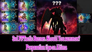 Learn more about In The Name of Love Banner, which units are good? Should you summon on this banner?Thanks for watching ...