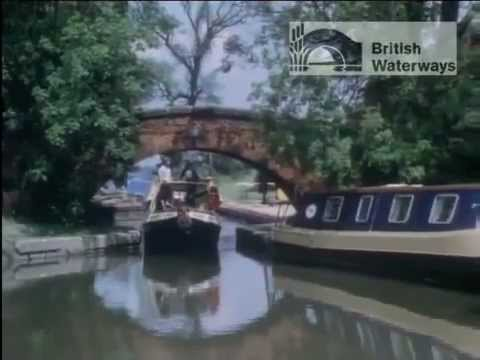 Waterways - The 1970s were difficult days for Britain's inland waterways. This 30 minute film lists the various activities to be found on British Waterways but spends mo...