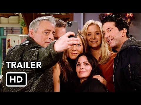 Friends: The Reunion Trailer (HD) HBO Max Reunion Special