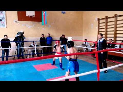Vusal kik boks (видео)