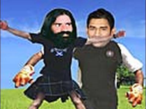 Comedy Show Jay Hind! Baba Ramdev Loves Scotch hilarious video