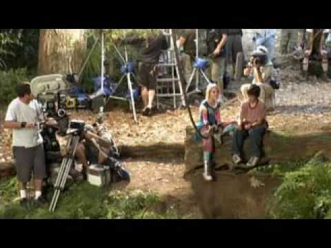 Behind the Scenes - Bridge to Terabithia 2nd