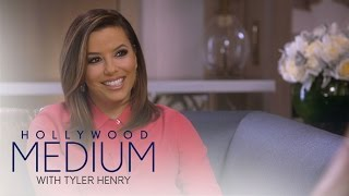 Video Tyler Henry Connects With Eva Longoria's Aunts | Hollywood Medium With Tyler Henry | E! MP3, 3GP, MP4, WEBM, AVI, FLV Maret 2018