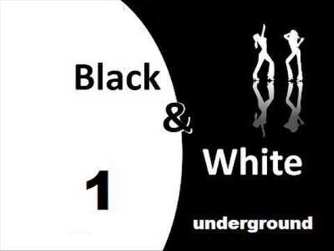 BLACK WHITE UNDERGROUND - VOL 1 - CD COMPLETO