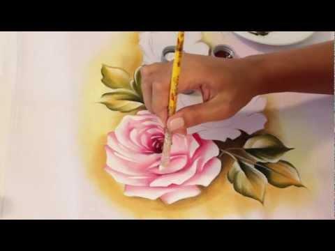 Pintura em tecido - Ana Laura Rodrigues