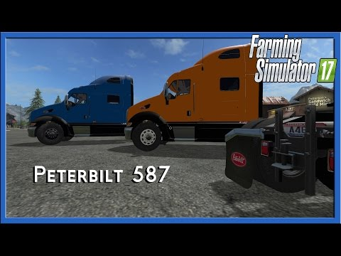 Peterbilt 587 v1.0