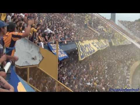 "Video - ""Recibimiento"" - Rosario Central (Los Guerreros) vs River Plate - Los Guerreros - Rosario Central - Argentina"