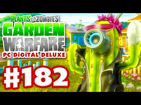 182 - Thanks for every Like and Favorite! They really help! This is Part 182 of the Plants vs Zombies: Garden Warfare Gameplay Walkthrough for the Xbox One! It includes the Tactical Taco Party Pack...