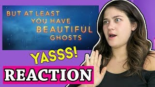 Video Beautiful Ghosts - Taylor Swift from CATS   REACTION download in MP3, 3GP, MP4, WEBM, AVI, FLV January 2017