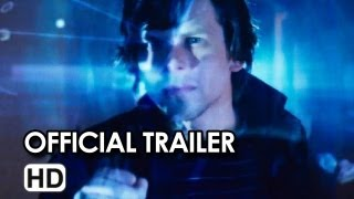 Now You See Me Official Trailer #2 (2013)  - Morgan Freeman, Woody Harrelson, Jesse Eisenberg