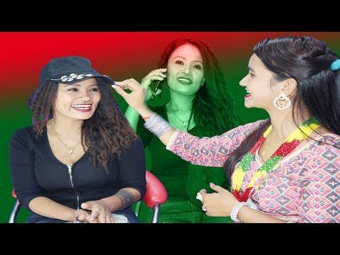(प्रीति आलेको बाउले बनाए तनहुँको आले गाउँ || Interview Preeti Ale Trimiri jhyai by Rashi Rijal - Duration: 27 minutes.)