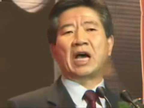 2002년 노무현 대통령 후보 출마 연설