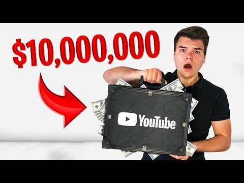 YouTube Sent Me A $10,000,000 Mystery Box! - Thời lượng: 4 phút, 44 giây.