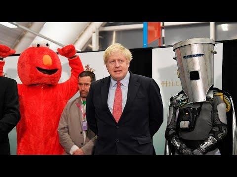 Großbritannien: Wahlsieger Johnson: will »Erst Breakf ...