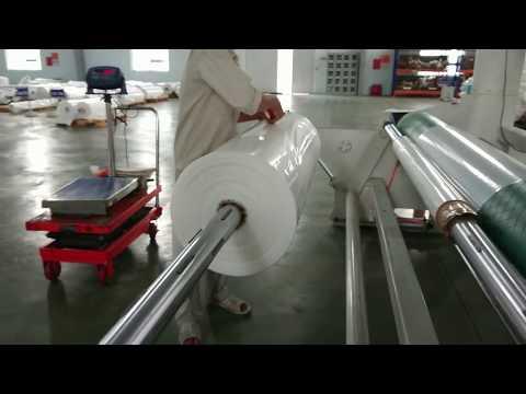 Máy thổi màng nilon khổ lớn 2.5m phục vụ công nghiệp đóng gói