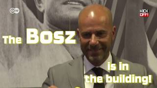 Dortmund's new coach Peter Bosz has arrived. The former Ajax manager has shown he can coach youngsters. He's been a big fan of the Bundesliga since he was a young boy. But can he take Dortmund to the top?Subscribe for more: http://youtube.com/dwkickoffDW Kick off! is your ticket to German football:Facebook: http://facebook.com/dw.kickoffTwitter: http://twitter.com/dw_sportsWebsite: http://dw.com/sports