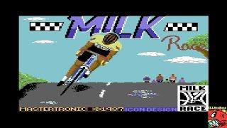 Milk Race (Commodore 64 Emulated) by ILLSeaBass