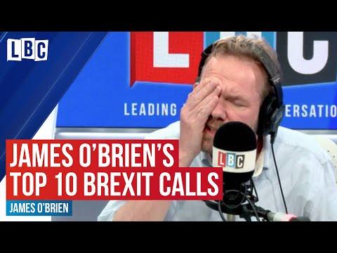 James O'Brien's top 10 Best Brexit calls | LBC