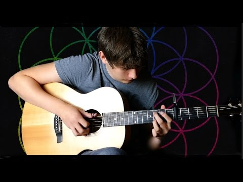 Adventure of a Lifetime - Coldplay - Fingerstyle Guitar Cover