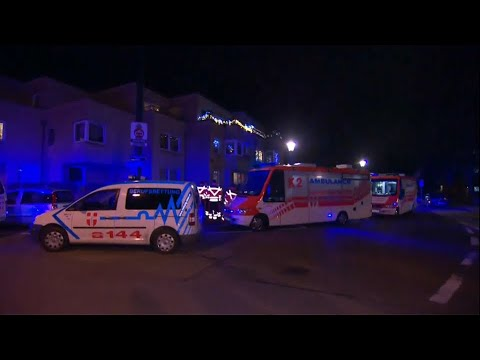 Österreich: Überfall auf Kirche in Wien - 5 Ordensbrü ...