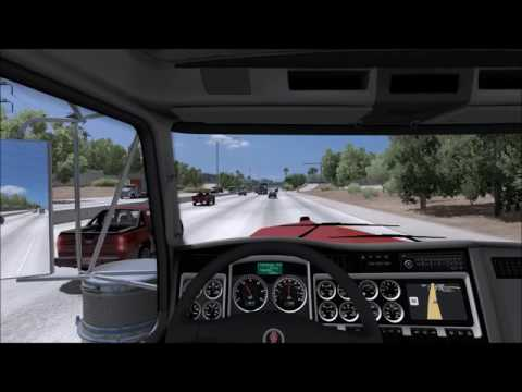 Realistic California Highways v1.1