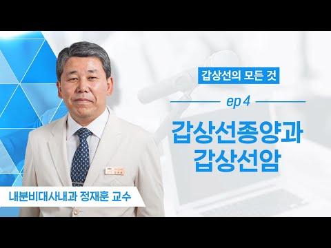 갑상선종양과 갑상선암