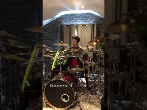 Dance Of Eternity Dream Theater drum cover Tyler Baker