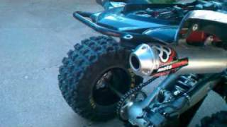 10. 2009 Raptor 700R SE