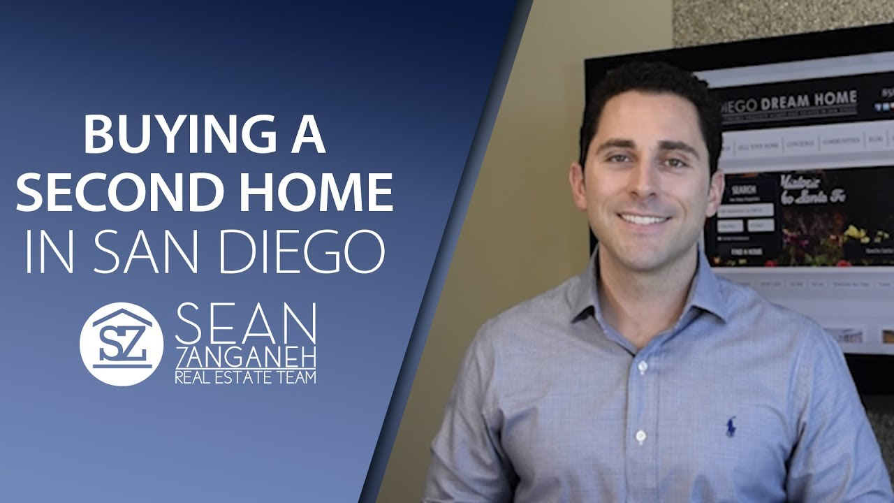 Owning a Second Home in San Diego
