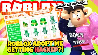 Roblox Adopt Me Is Getting Hacked Minecraftvideos Tv