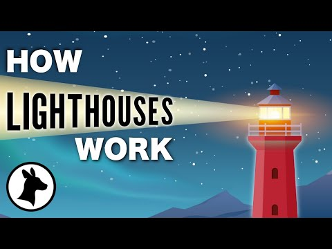 How Do Lighthouses Work?