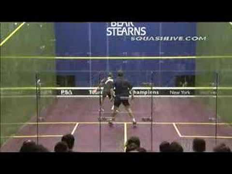 Squash – Gaultier vs. White